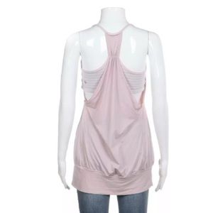 lululemon athletica Tops - Lululemon no limits tank top 8 pink w bra